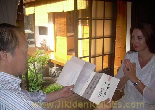 shihan, Japan, master, teacher, spiritual, universal energy