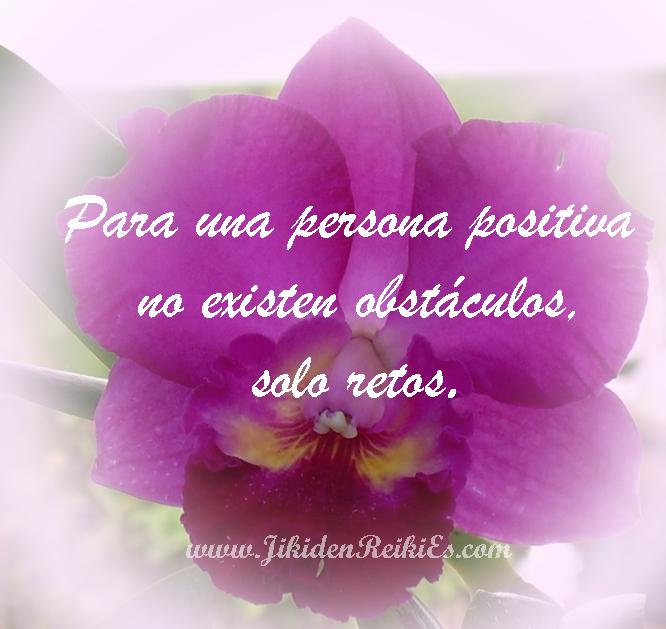 No te cayes en la negatividad, vea oportunidades en lo que ocurre y nada de obstáculos.