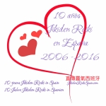 10 years Jikiden Reiki in Spain